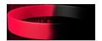 186C/Black <br> Red/Black