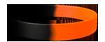 Black/021C <br> Black/Orange
