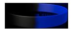 Black/072C <br> Black/Blue