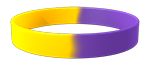 Yellowc/266C <br> Yellow/Purple