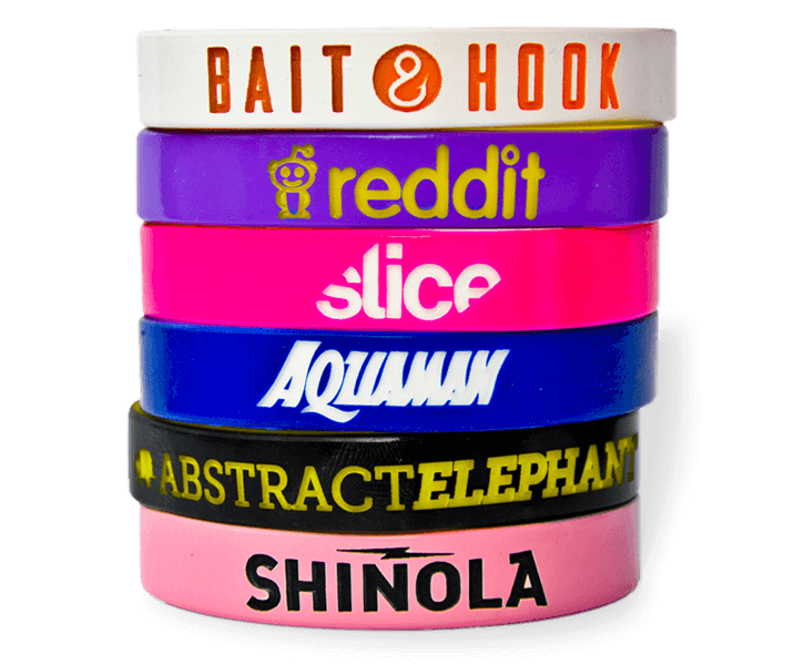24 Hour Rush Wristbands